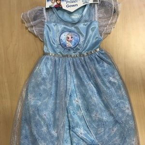 Disney Frozen Elsa Girl's Fantasy Gown 3T